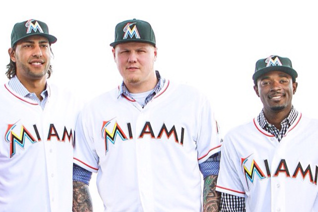 Marlins-Players